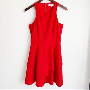 Adelyn Rae Red Mini Dress size S